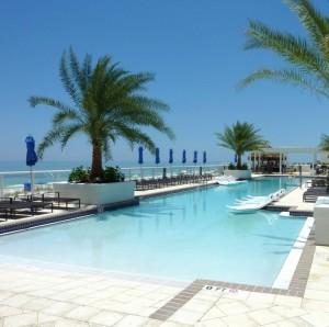 margaritaville hotel pool pensacola beach