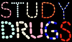 study drugs like adderall do they work