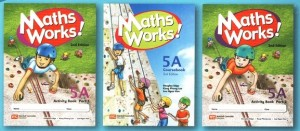 math works text books
