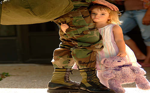 7 Parenting Tips From The Wife Of A Deployed Soldier