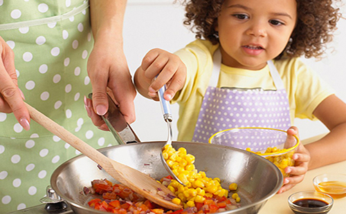 Recipes for Fussy Children